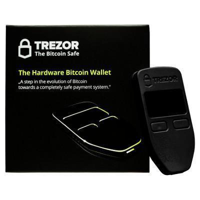 Trezor Bitcoin Cüzdanı